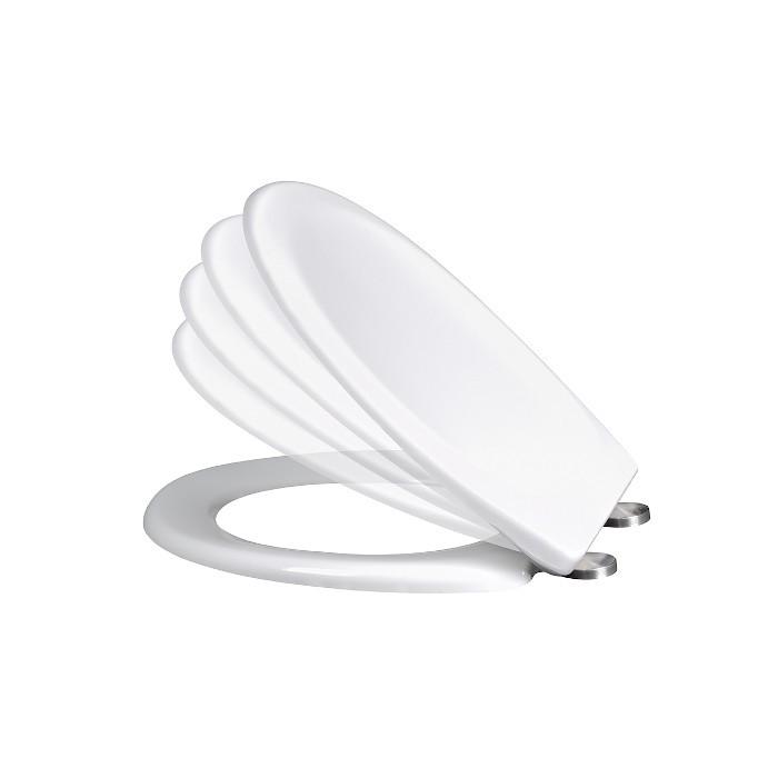 Abbattant WC Blanc Thermodur Ref 51592