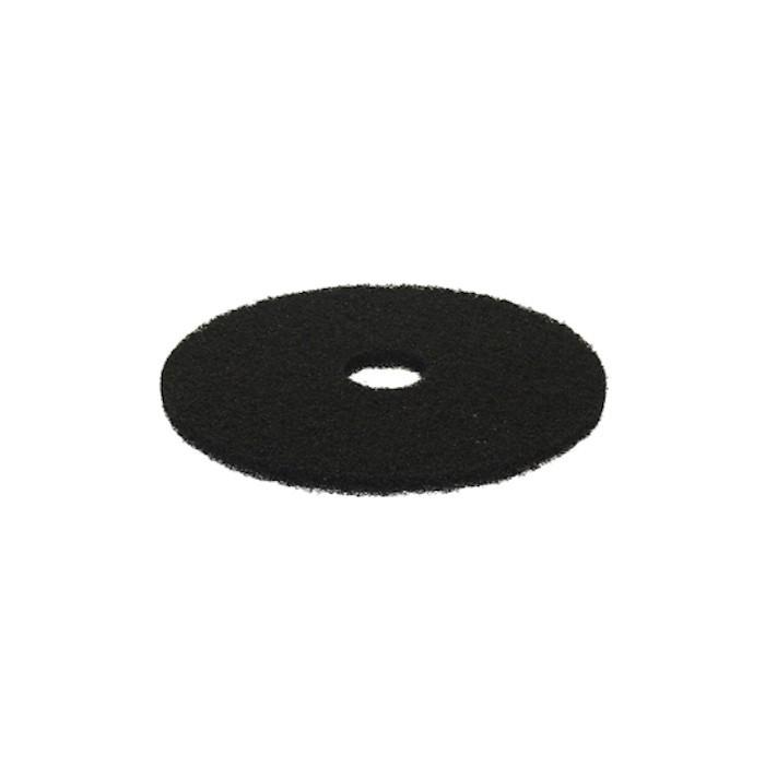 Disques de décapage noir 432 mm pour sols durs Lamatex