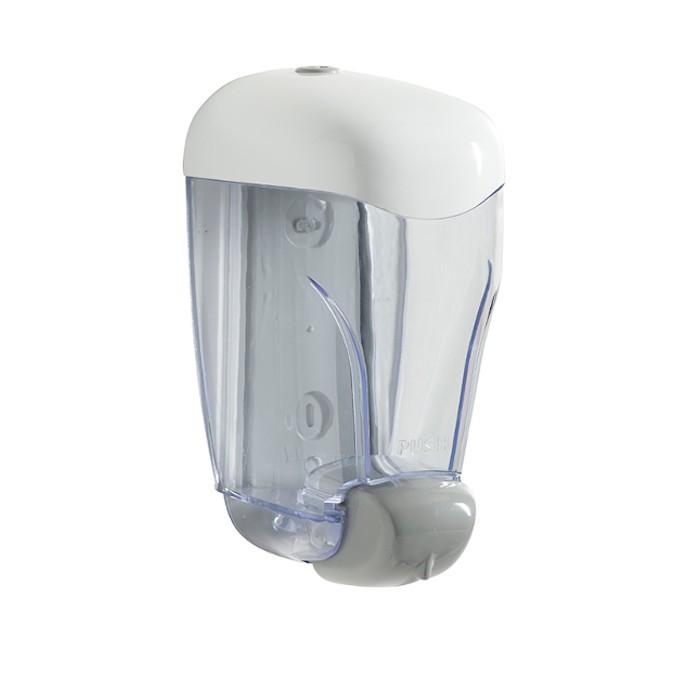 Distributeur de savon 1,5L Blanc Transparent Ref 52548