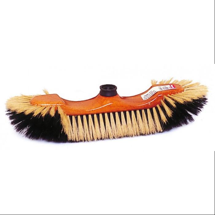 Balai soie de Chine bicolore demi tête intérieur