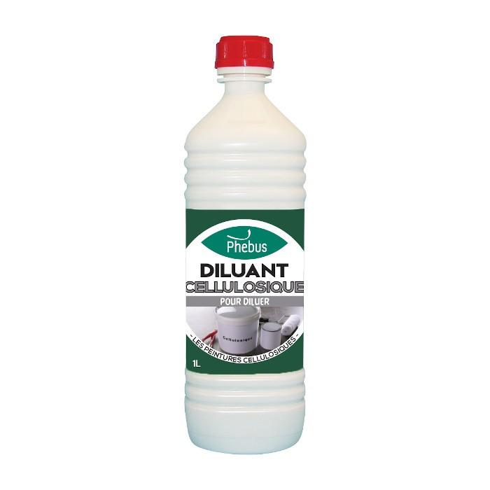 Diluant cellulosique Phebus 1 L