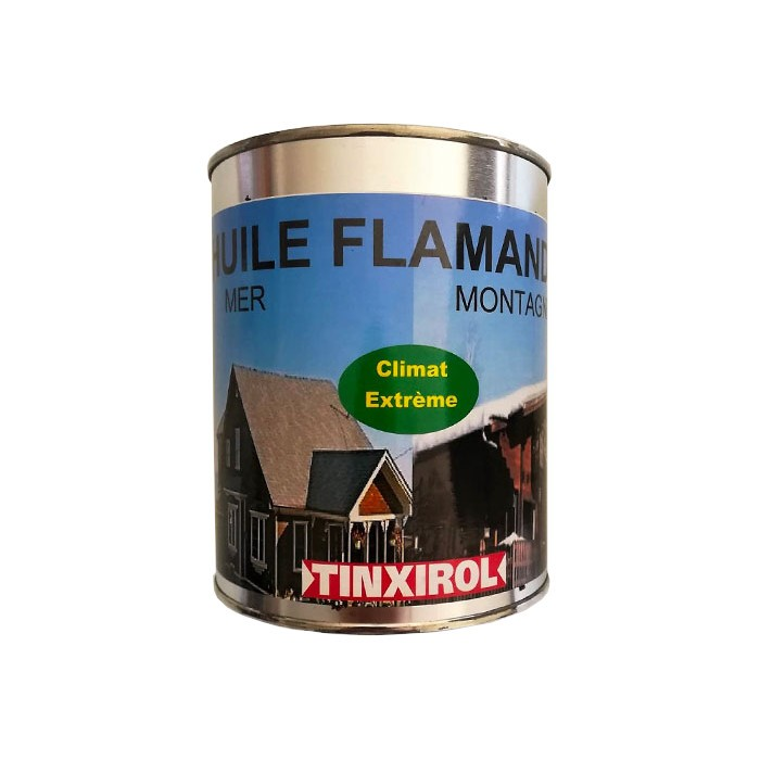 Huile Flamande 1 L Tinxirol