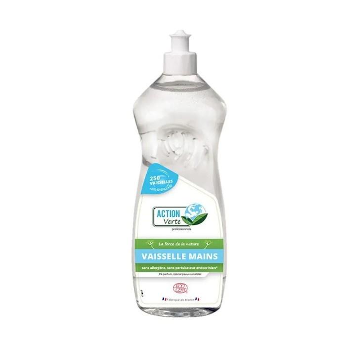 Liquide vaisselle écologique Action verte 1 L