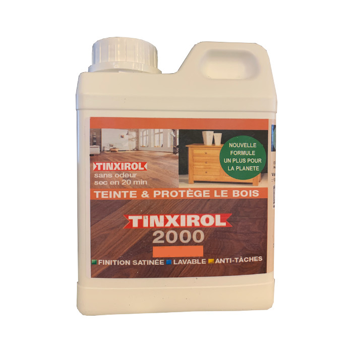 Teinture Bois Acrylique Tinxirol 2000 1 L